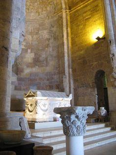 Catedral de N. Sr de Tortosa, Tartus, Síria
