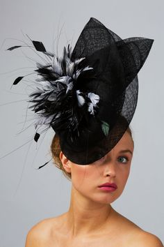 Carrie Jenkinson--amazing and affordable millinery