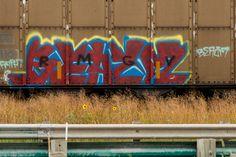 Late Summer Graffiti