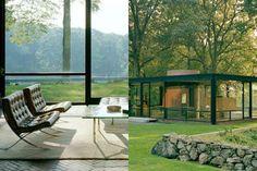 Amazing glass homes