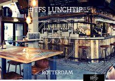 #TFS LUNCH TIP: BOKAAL ROTTERDAM Afgelopen zondag hebben wij heerlijk geluncht met onze lieve vriendinnetjes. We hadden om 12:00 afgesproken bij Bokaal op de Nieuwe markt in Rotterdam. Er was gelukkig genoeg (voor 10 meiden) plek want reserveren is geen optie. Wij kennen Bokaal vooral van 's avonds gezellig borrelen maar je kan er ook super lekker lunchen. Daarom vandaag deze #TFS lunch tip! Read the full story on www.thefullstory.nl