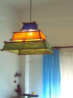 CRAQUEL - Lámparas artesanales: Diseños Especiales