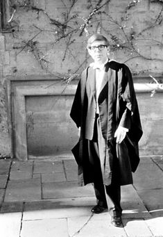 Stephen Hawking at his Oxford graduation. Professor Stephen Hawking died peacefully in his home in Cambridge, England, at the age of 76 in the early hours of Wednesday morning.