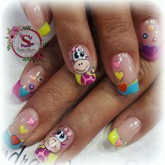 Nails, Beauty, Templates, Hand Designs, Nail Decorations, Nail Art, Finger Nails, Ongles, Beauty Illustration