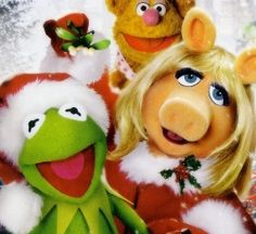 Muppet Christmas Shows and Movies. #muppets