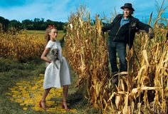Keira Knightley Wizard of Oz by Annie Leibovitz for Vogue
