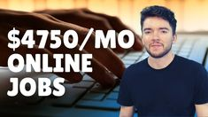 $4750/Month Work-From-Home Jobs Little Experience Required 2021 Work From Home Careers, Video Notes, Online Jobs