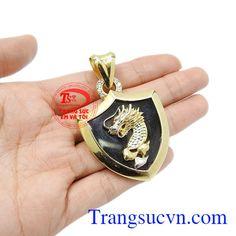 Mặt Dây Rồng - Mặt Dây Chuyền Nam - TRANG SỨC NAM - Công Ty Trang Sức Em Và Tôi -Trangsucvn.com