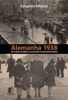 """A Segunda Guerra sob o olhar de brasileiros. """"Alemanha 1938"""" é o único livro que aborda as experiências de um militar do Brasil e sua família na Alemanha de Hitler. Alemanha, final dos anos 1930. Adolf Hitler e seu governo nazista estão no poder. O povo alemão o saúda. Mas não as crianças brasileiras que estavam ali."""