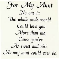 Best I Love My Aunt Quotes - Paulcong