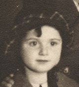 Ina Costa da Fonceca murdered in Auschwitz on Sept. 17, 1942. Two months before her 5th year.