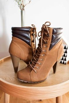 Timberlands Damen High Heels