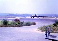 Olympic Airways Douglas DC-3 SX-BAG, Aug-64