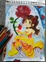 La Belle et la Bete I love the new Disney Beauty & the Beast movie ♡ 《>~< And it's time to show you the next Princess in the Bott. Beauty and the Beast Beauty And The Beast Movie, Princess Peach, Deviantart, Gallery, Fictional Characters, Fantasy Characters