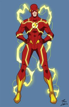 The Flash by phil-cho on DeviantArt