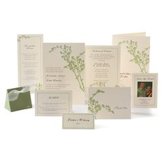 Wedding-Green Pre-Print Collection, could place in the navy pockets!