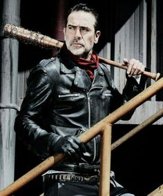 SEASON 8 PROMO PIC - NEGAN.