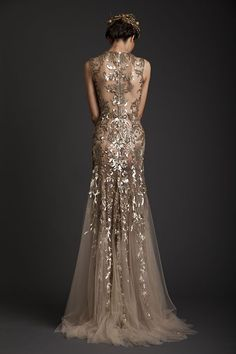 Swooned: Akhtamar: Krikor Jabotian's Beguiling 2014 Collection
