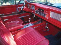 Jeep Grand Wagoneer interior.