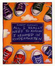 All I Really Need to Know I Learned in Kindergarten (Downers Grove South HS-ensemble-2010)