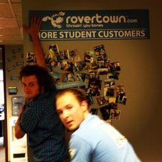 Rover n Run!  MORE STUDENT CUSTOMERS #RoverTown #Student #Discounts