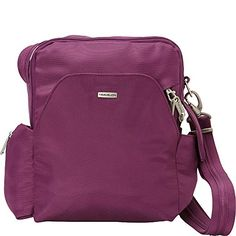 Travelon Anti-Theft Classic Travel Bag - Exclusive Colors (Orchid - Exclusive Travelon http://www.amazon.com/dp/B0198Z4H1A/ref=cm_sw_r_pi_dp_c3pSwb0JGYETD