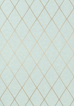 Thibaut Richmond Vernon - Metallic Gold On Aqua - Aqua Wallpaper, Chic Wallpaper, Modern Wallpaper, Fabric Wallpaper, Designer Wallpaper, Pattern Wallpaper, Wallpaper Backgrounds, Wallpaper Companies, 3d Home