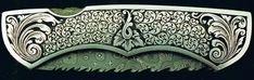 Custom Gun Engraving | Knife Engraving