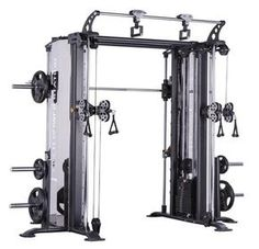 GOLIATH MPS-308 Multi Functional Trainer Smith Machine Full Commercial