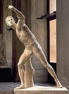 Le goût du mouvement, l'intérêt pour les sentiments violents et passionnés avaient commencé à s'exprimer dans l'œuvre de Scopas, le plus asiatique des sculpteurs grecs classiques. Les monuments pergaméniens les poussent au paroxysme