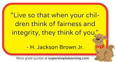 More great quotes about children at www.supersimplelearning.com #children #family #quotes