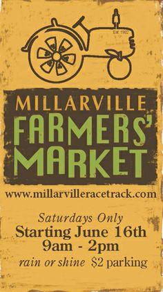 Millarville Farmer's Market, Millarville, Alberta (west of Okotoks)