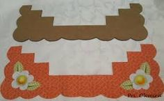 Resultado de imagem para patch aplique toalhas de banho moldes