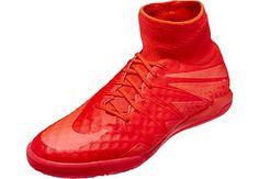 Floodlights Glow Nike HypervenomX Proximo IC. Hot now at www.soccerpro.com