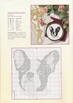 Image result for french bulldog patterns