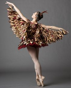 One O'Clock: The Cuckoo Bird, dancer Tiler Peck.