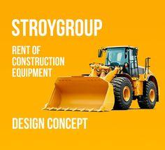 Ознакомьтесь с моим проектом @Behance: «STROYGROUP - rent of special equipment» https://www.behance.net/gallery/55631421/STROYGROUP-rent-of-special-equipment
