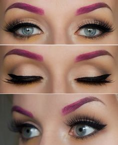 BREAK THE RULES with Younique's minerial pigments, nothing is ordinary and everything is extraordinary. Do an Ombre Brow... with Rosewater and Mineral Pigments.  https://www.youniqueproducts.com/KimberleyJumper