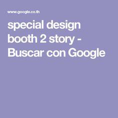 special design booth 2 story - Buscar con Google