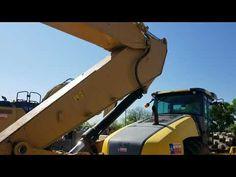 Walk around of Caterpillar LCR Excavator Caterpillar Excavators, Heavy Equipment, Going To Work, Cat Life, Tractors, Around The Worlds, Construction, Star, Products
