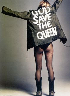 Kate Moss. Photo: Craig McDean.