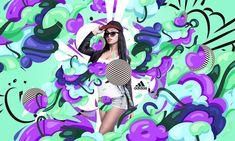 Adidas Watch on Behance