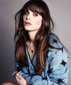 Zooey D Does Grunge Right (Like We Knew She Would) #Refinery29