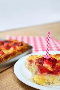 Bij feest hoort gebak! Wij geven graag gezonde suggesties. Zo kun je toch iets feestelijks op tafel zetten, zonder je kind bloot te stellen...