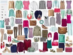True summer wardrobe