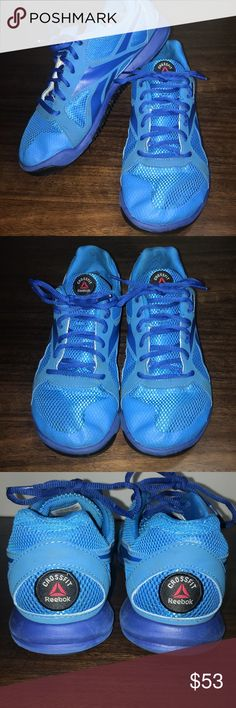 a29aace1318 Reebok CrossFit Nano Gym Sneakers Men s size Reebok CrossFit Nano 1  Blue Blue Black Very Good Condition No signs of wear on the tread Slight  discoloration ...