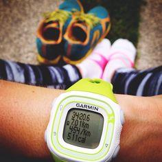 @Ale Manosalvas's photo: 7k  #6am #circuit #7am #run #runner #sinpiernas  #makeitcount #newtonrunning #garmin