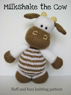 Knit Cow. My Milkshate brings all the cows to the yard...