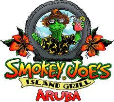 Smokey Joe's Island Grill in Aruba - great food and drinks!