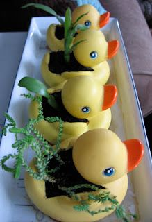 Rubber Duckie Planters